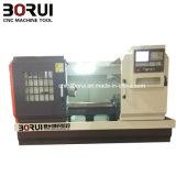 Ck6160によって使用される手動慣習的で安いCNCの旋盤機械