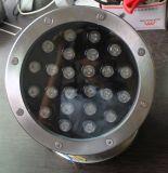 Luz subaquática do diodo emissor de luz da fonte do RGB da luz de Fenlin AC12V AC24V
