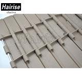 Corrente plástica da parte superior lisa de boa qualidade (Har821FH Anti-skid-k750)