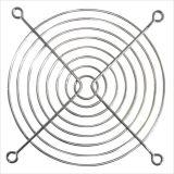 Marco de Alu, bobina del fabricante de vinos, ventilador de 2420rpm 50 60Hz 120X120X25m m para el cambiador de calor