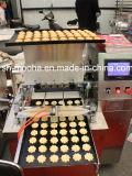 De Machine van de fabricatie van koekjes, die de Machine van het Koekje, de Depositeur van het Koekje vormen