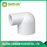 Plot blanc An02 de chapeau de PVC de la qualité Sch40 ASTM D2466