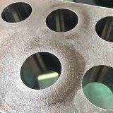 Brides de la machine de forage dans l'industrie Heat-Exchanger chaudière