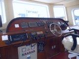 Hq2900 Barco Barco de acero de oficiales de aduanas del buque de patrulla 40 asientos