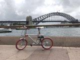 Châssis en aluminium 20 pouces vélo électrique avec batterie amovible