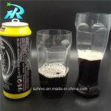 2015 die meiste Populsar Wegwerfnahrungsmittelgrad FDA BPA geben Bescheinigungs-Bier-Glas frei
