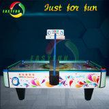2 macchine a gettoni del gioco del Kiddie di divertimento della galleria di esercitazione della Tabella del hokey dell'aria di Bobi dei giocatori