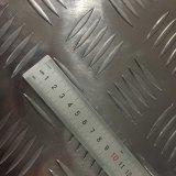 1060/3003 di piatto di alluminio dell'assegno delle cinque barre