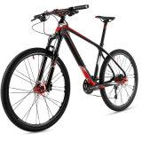 bici di Mountian del carbonio del freno a disco dell'olio di 27.5er Shimano M315 30speed