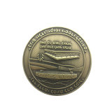 Zoll prägt antike Großhandelsandenken-Münze