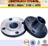 Flangia del tubo d'acciaio di BS-3293 Pn16 6inch rf