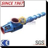 Bomba de fluxo axial frente e verso vertical baixa dobro de aço inoxidável