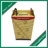 プラスチックハンドルが付いている安い価格の絵の具箱
