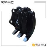 Rsbm 5 dentes agarrar Log mecânica para a braços Stone