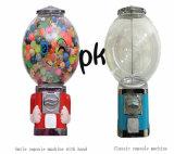 販売のための立場が付いているキャンデーのGumballのカプセルの自動販売機