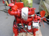 Engine de Cummins 4BTA3.9-C120 pour des machines de construction