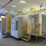 Machine d'enduit de poudre de fabrication de cylindre de LPG