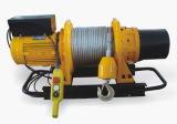 Kixioの高品質電気ワイヤーロープのウィンチ