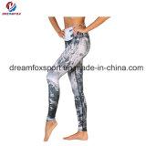 習慣によって昇華させる多彩な適性のヨガのズボンの女性の堅いヨガの摩耗