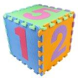 Couverture en mousse EVA étanche de puzzle tapis Mat bébé jouer ramper Tapis pour don de l'éducation
