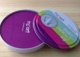 包装のInkpadの円形の金属の缶