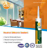 Puate d'étanchéité de silicones pour l'adhésif d'usage universel de silicium de cachetage