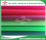 Tela no tejida impermeable de Spunbond PP para el precio del bolso de compras