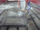 Router de pedra do CNC dos eixos dobro para o relevo 3D que cinzela a eficiência elevada