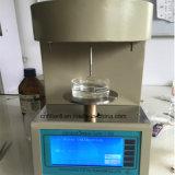 自動変圧器オイルのディーゼル油の円滑油オイルの表面の張力計(IT-800)