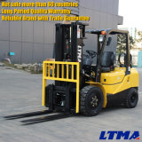 LPG/Gasoline 포크 기중기 판매를 위한 3 톤 포크리프트