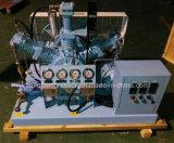 compresor de alta presión sin aceite del oxígeno del diafragma de 140bar 2030psi