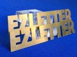 Tagliatrice di alluminio di CNC del laser della sfera di Ezletter della vite della fibra doppia della trasmissione (GL1313)