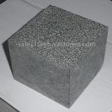Flamed/Corte de Serra/Bush martelado personalize o tamanho de contenção de granito/Pavimentação/Mesa/Pavimento pedra para jardinagem/Pavimentação/Parking/caminho