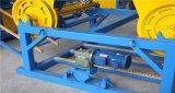 Hvac-Leitung-Herstellungs-Maschine für das rechteckige Gefäß-Rohr, das Erzeugnis bildet