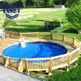 Trazador de líneas de la piscina de la película/del vinilo del PVC del trazador de líneas del PVC de las piscinas de los mosaicos de la fábrica