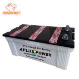 De grote Zure Batterij N200 12V200ah van het Lood van de Grootte JIS Standaard Droge