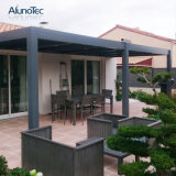Coperchio Louvered registrabile del patio del Pergola impermeabile di Motoried