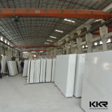 Steen van het Kwarts van de Vervaardiging van China de Zuivere Witte Kunstmatige