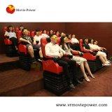 Proveedor de fábrica Diseño Supurior 3dof 4D Motion Motion Theater Presidencia Ride
