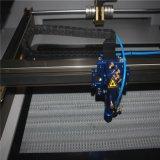 Повышенный гравировальный станок лазера с изготовленный на заказ требованием (JM-640H)
