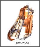 Wollen/BaumwolleFashoin Schal für Frauen, Mädchen-Form-Schal