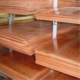 Placa de cobre de cobre de la hoja C1100 C1200 C1220