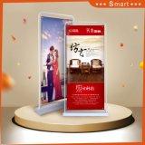 Promotion Stand Door-Type Outdoor Indoor Présentoir publicitaire bannière