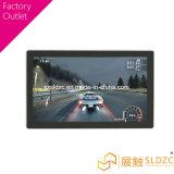 10インチ1080P LCDデジタルのタッチスクリーンの人間の特徴をもつ広告プレーヤー