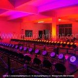 Binnen Gebruik IP 20 18X10W RGBW 4 in 1 LEIDEN Licht van het PARI