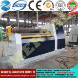 Placa de metal hidráulica Máquina laminadora de tubo, máquina de doblado