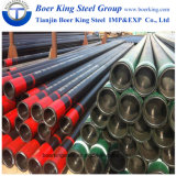 """API 5CT K55 J55 9 5/8"""" del tubo/tubo carcasa de acero"""