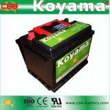 Automobile scellée mettant en marche la batterie 12V55ah-DIN55mf (55530MF)