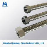 Hongwu stellte flexiblen gewölbten Edelstahl-Metalschlauch her