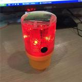 Lampada del cono di traffico del LED/indicatore luminoso d'avvertimento solari cono di traffico